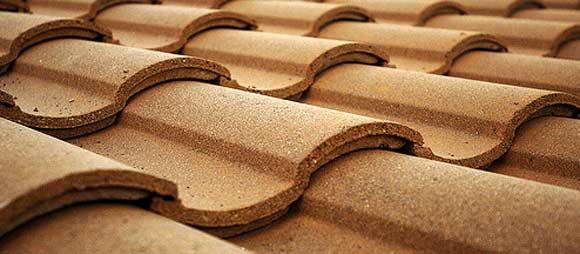 Цементно-песчаная черепица