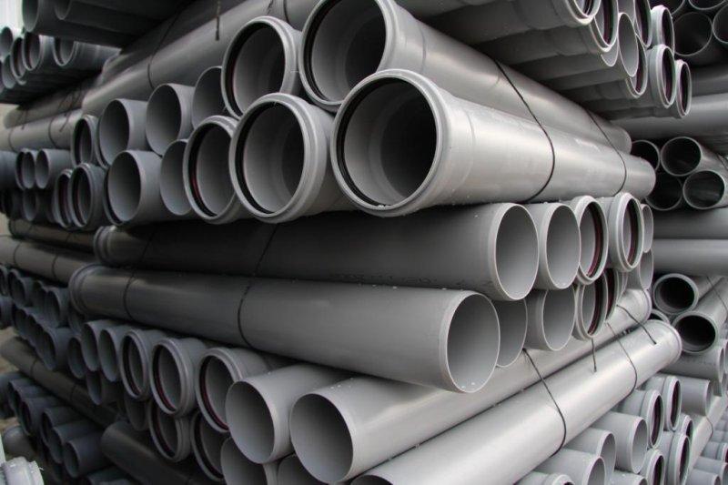 Обустройство канализации: выбор труб