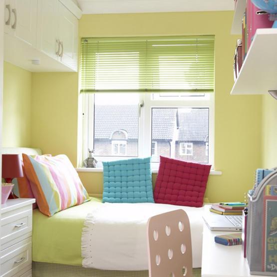 Как обустроить маленькую спальню?