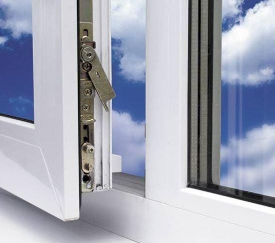 Ремонт окно из ПВХ