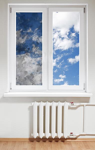 Теперь окна мыть не нужно!