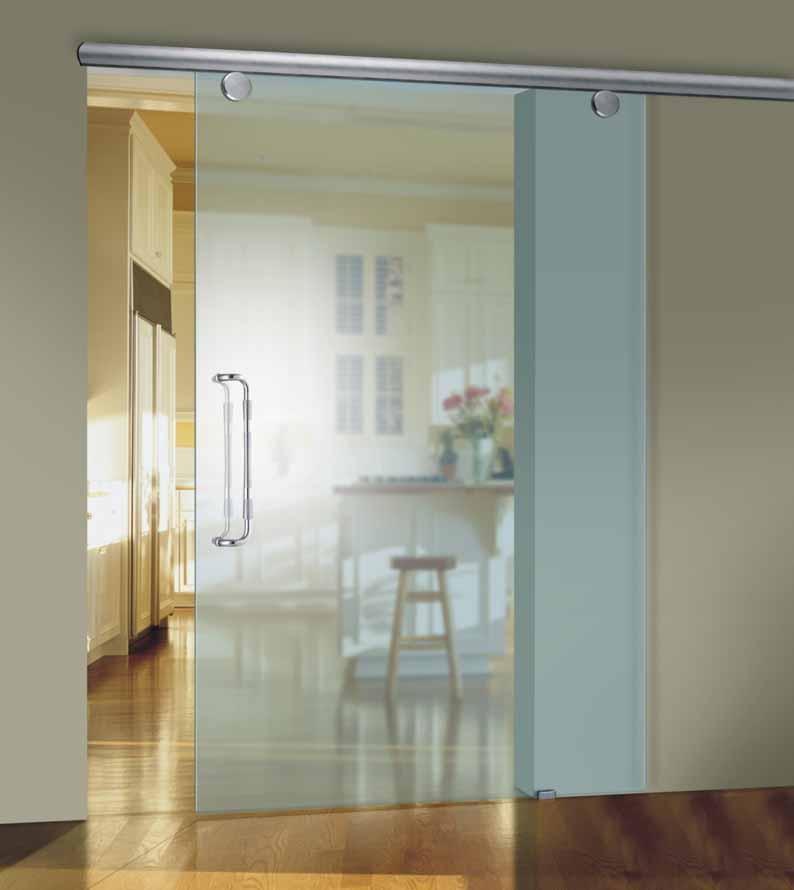 Когда были сделаны первые двери из стекла?