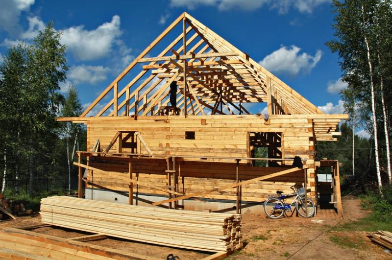 Картинки по запросу Строительство дома из бруса