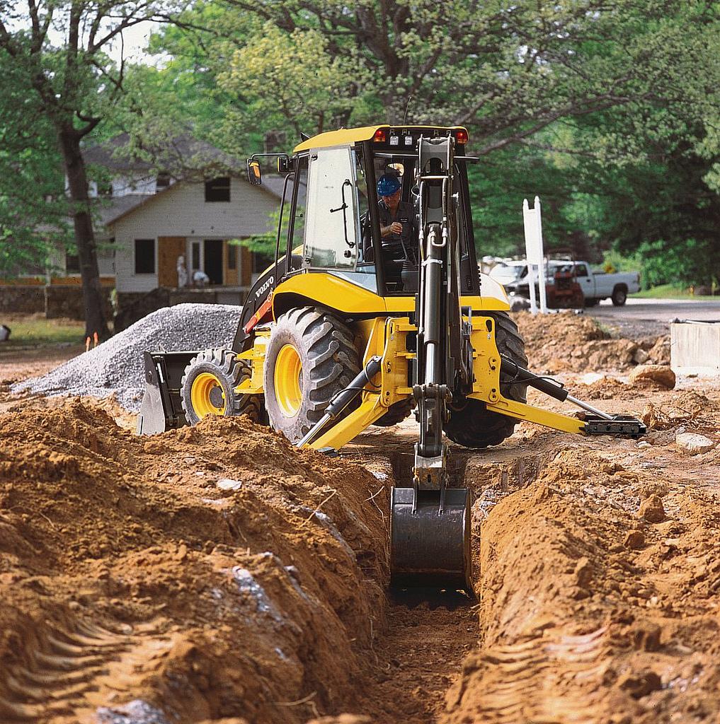 Порядок проведения земляных работ при строительстве