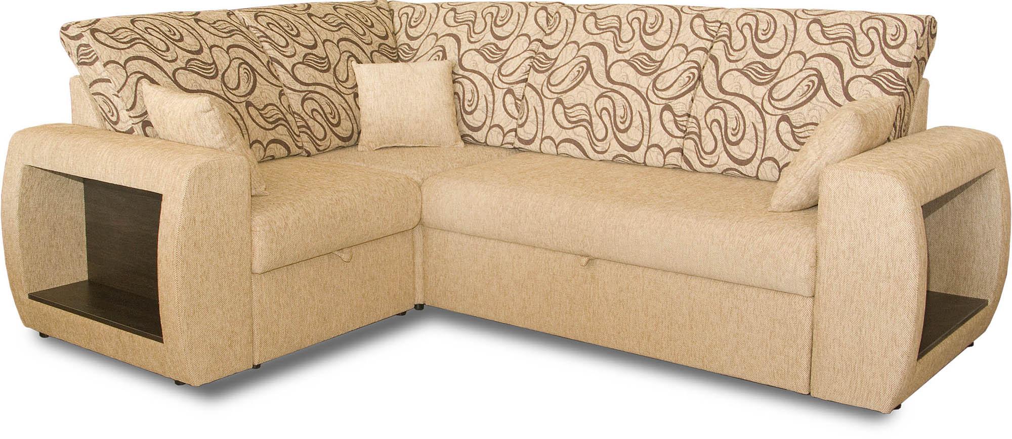 Пара слов о нишах, встроенных в диваны