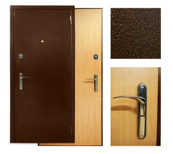 двери железные эконом класса выбрать