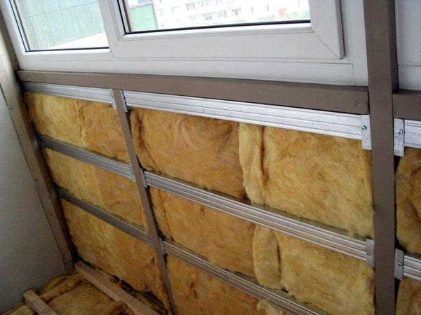 Экономим тепло, правильно утепляя балкон
