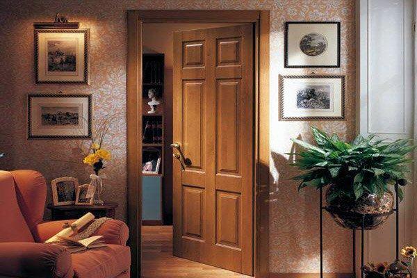 Установка двери своими руками в квартире