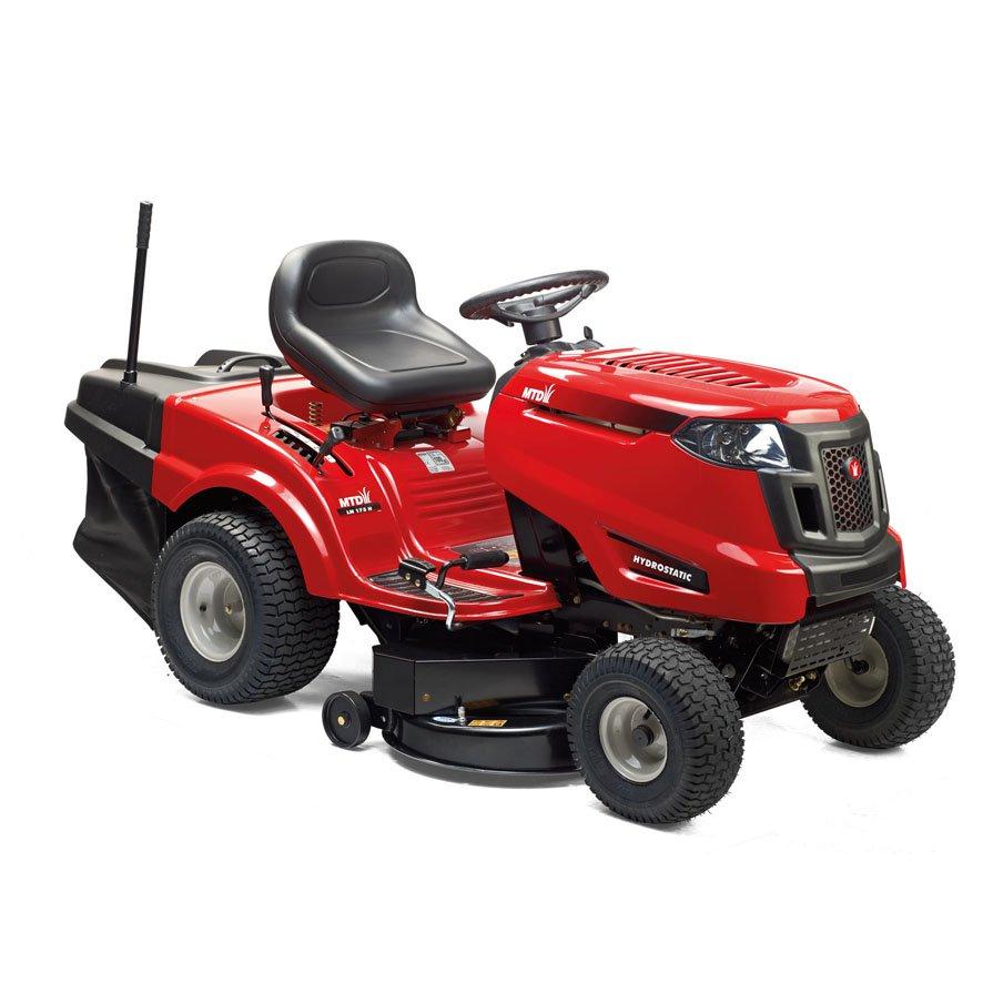 Трактора-газонокосилки MTD. Продолжение
