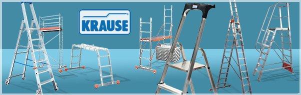 Ассортимент продукции торговой марки KRAUSE