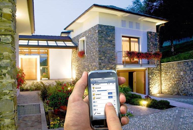 Составные элементы умного дома