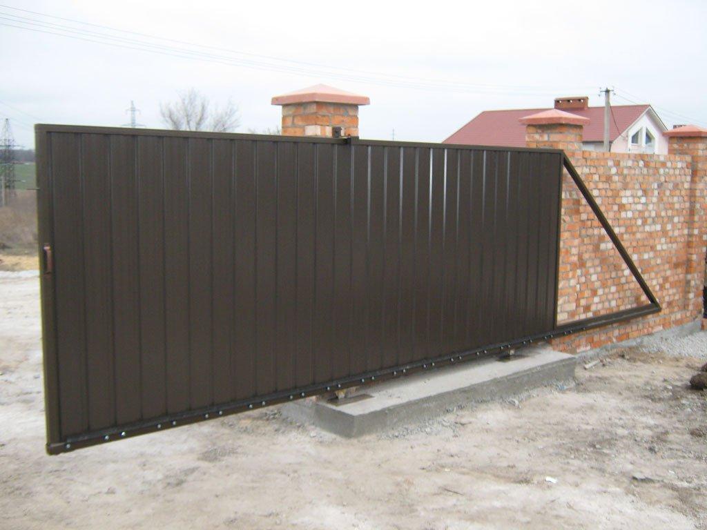 Быть ли воротам автоматическими?