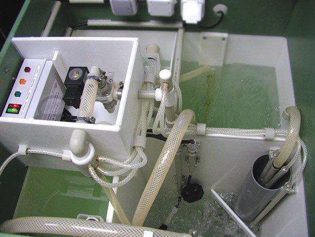 Канализационная система ТОПАС -75. Продолжение