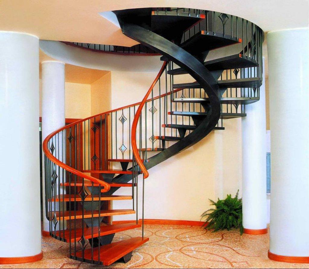 Дизайн своими руками лестниц