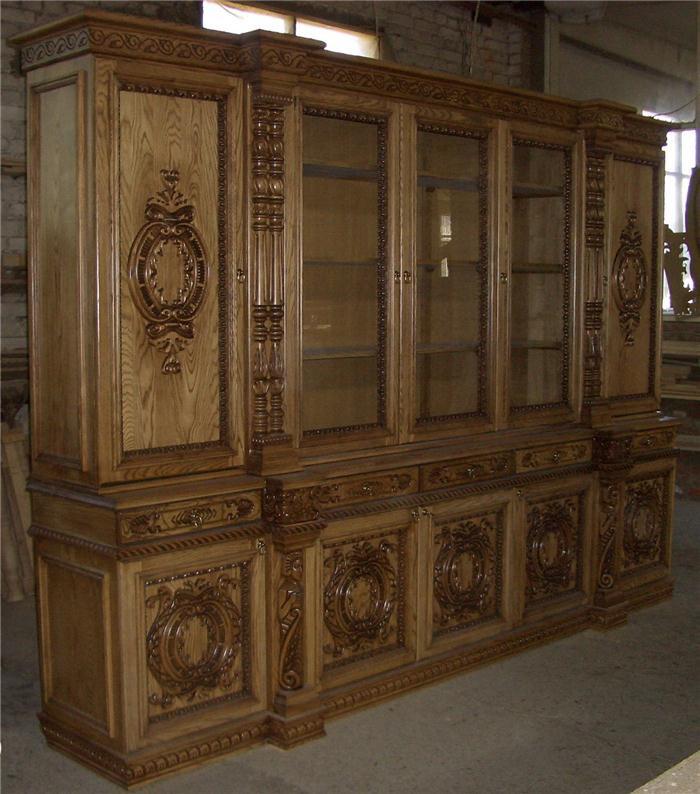 Мебель из массива дерева ценной породы