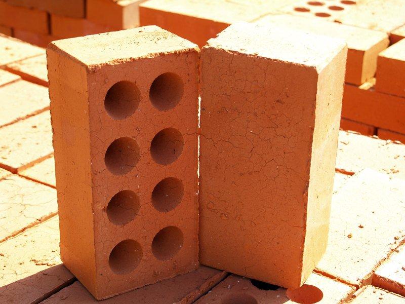 Разновидности керамического кирпича