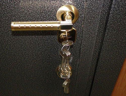 Стальные двери: выбор покрытия
