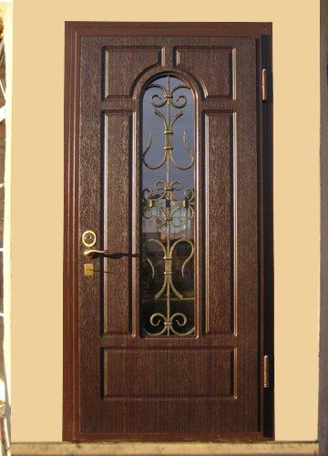 Стальные двери: выбор покрытия. Продолжение 4