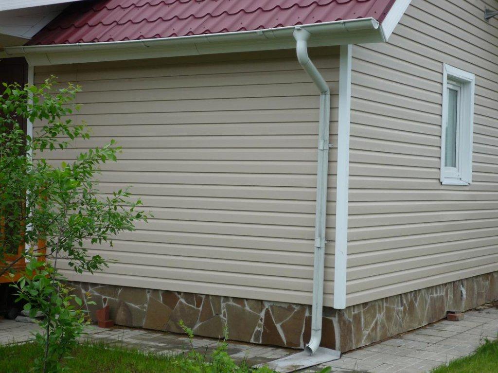 Сайдинг - самая простая технология обшивки стен
