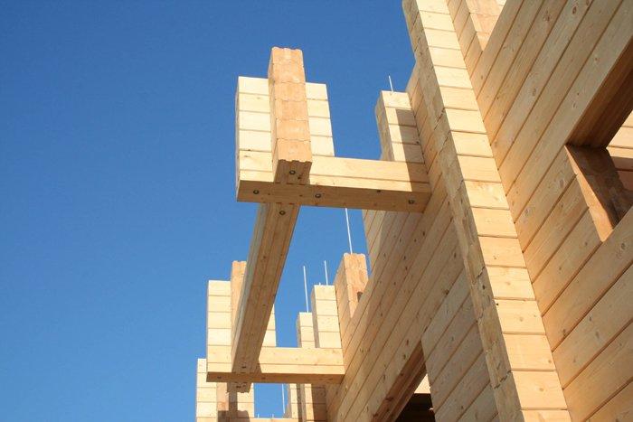 Во сколько обойдётся строительство дома из клееного бруса?