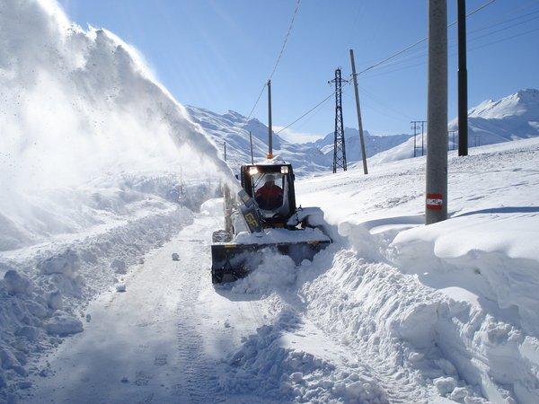 Снегоуборщики от ведущих мировых производителей