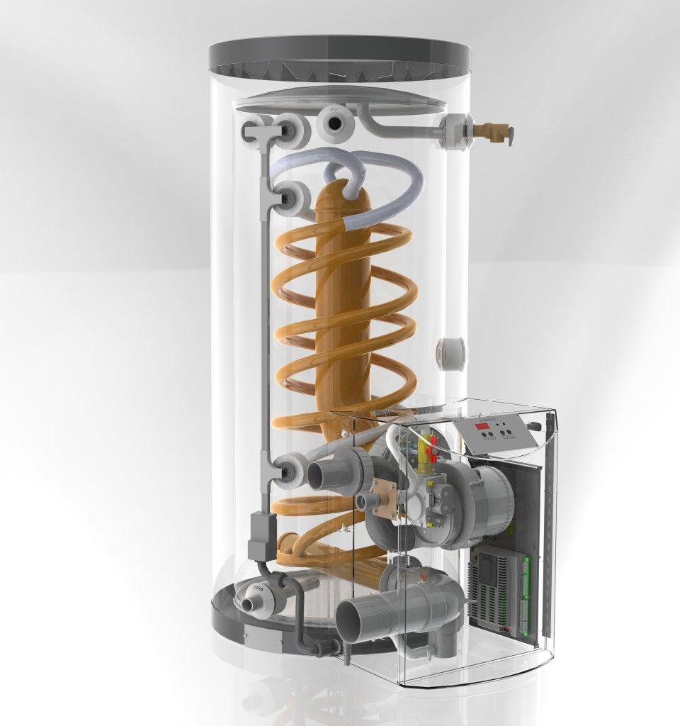 Газовый нагреватель для воды