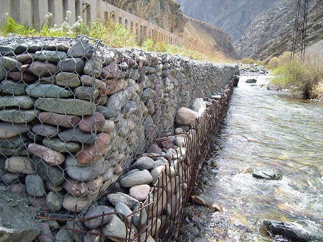 Укрепление подпорных стен, оснований и грунтовых сооружений геосинтетикой
