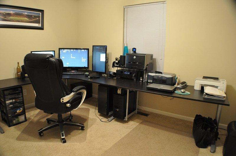 Мебель для офиса должна быть стандартной? Продолжение