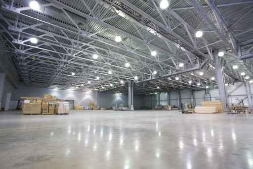 Светодиодное освещение складов. Продолжение 1
