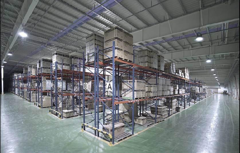 Светодиодное освещение складов. Продолжение 2