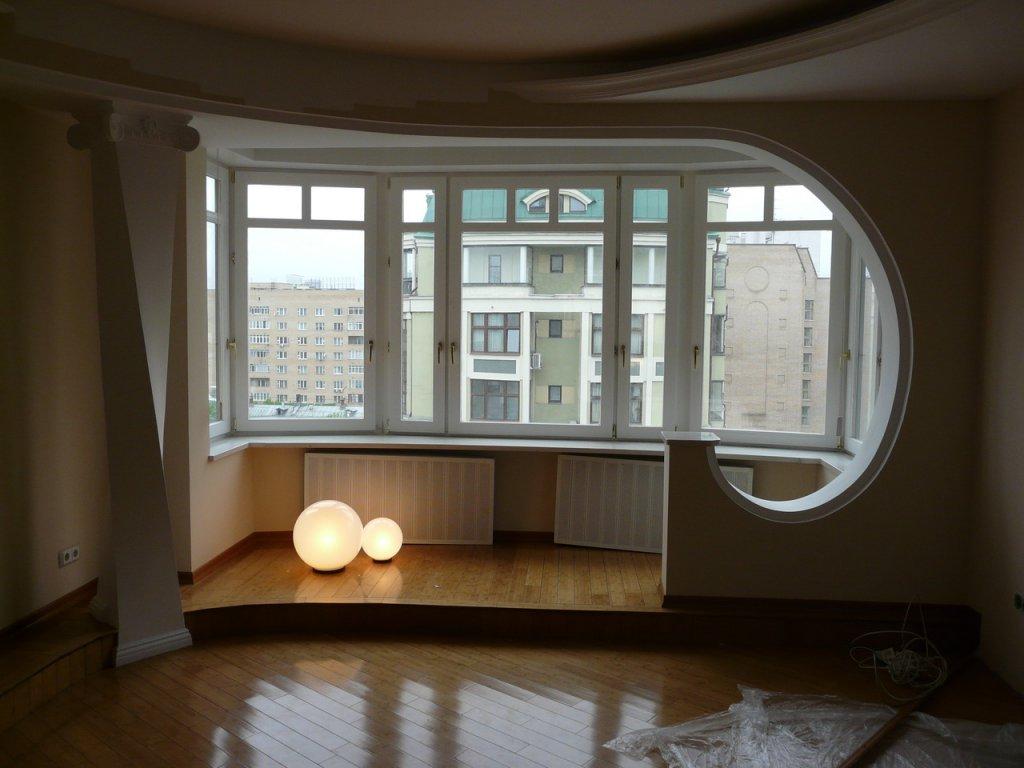 Ремонт балкона: основы