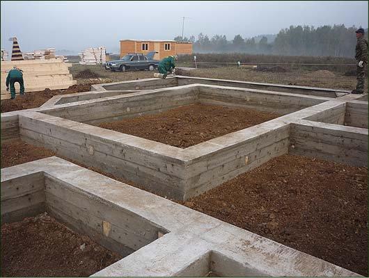Выбираем фундамент для загородного дома. Продолжение