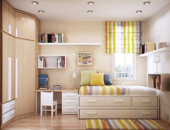 Три кита удачного дизайна детской комнаты