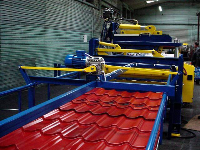 Технологии производства металлочерепицы - обеспечение требуемых свойств кровли