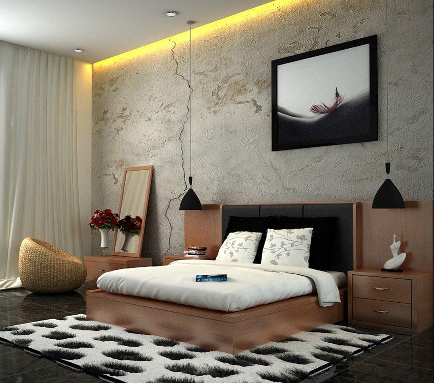 Как сделать себе стильную спальню