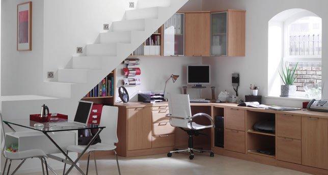 Принципы обустройства домашнего рабочего кабинета