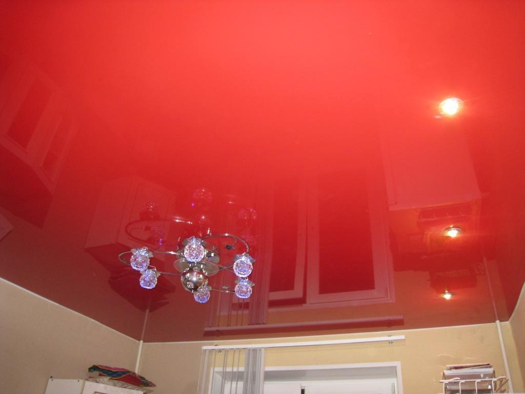Натяжной потолок: быть или не быть…