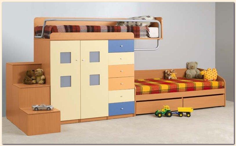 Удобная кровать для ребенка - комфортный и здоровый сон!