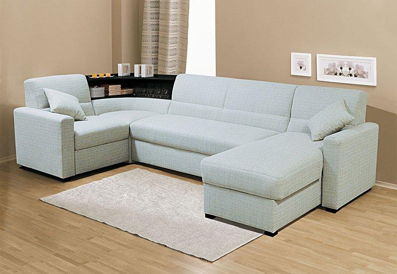 Выбираем угловой диван