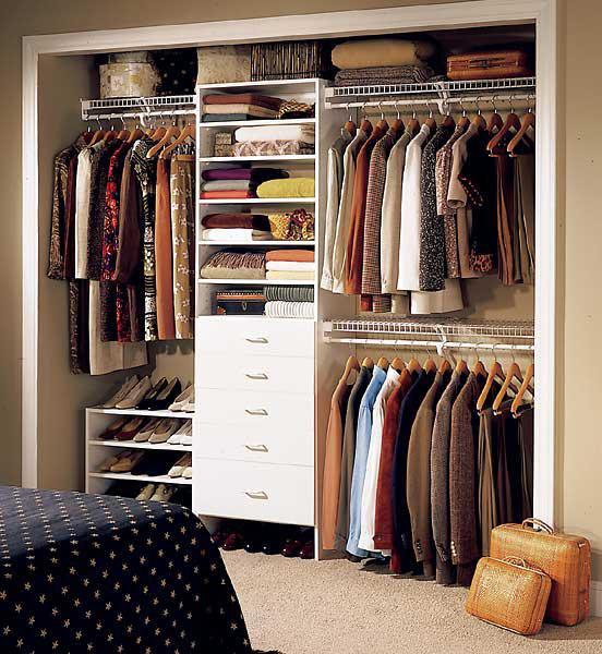 Какова роль гардеробной