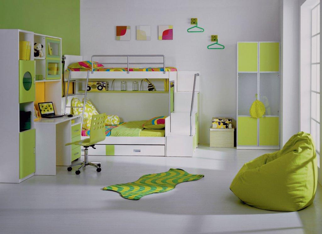 Мебель особого назначения для детской комнаты