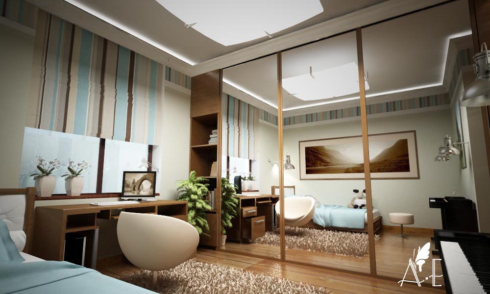 Московский стиль в дизайне интерьера