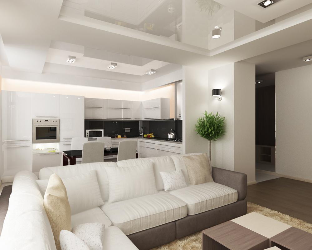 Идеальная гостиная – это просто!