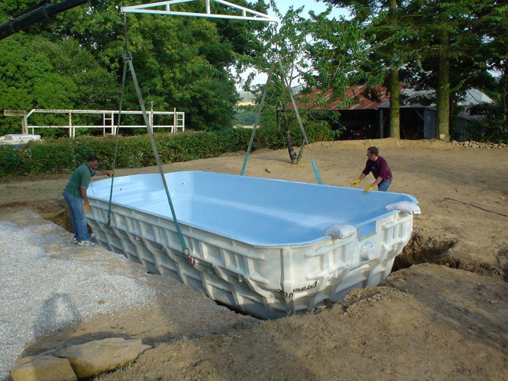 Современные способы строительства бассейнов. Продолжение