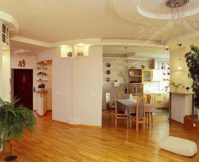 Кухня-столовая в вашей квартире