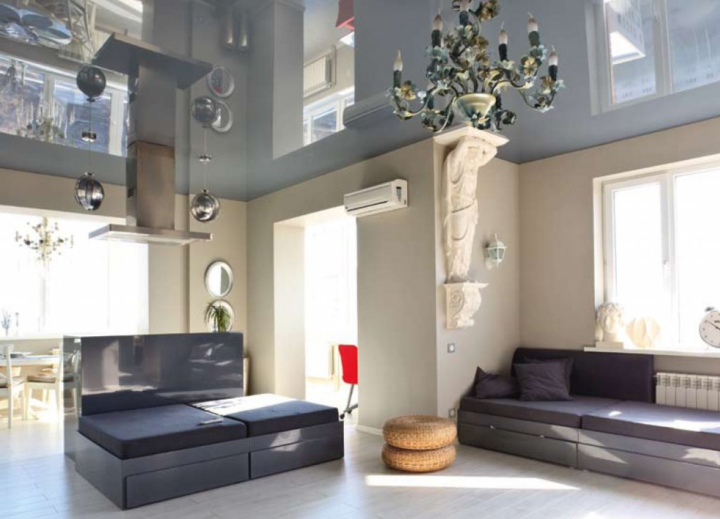 Элегантная квартира-студия