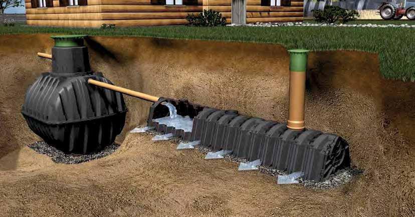 Автономная канализация в вашем доме. Продолжение