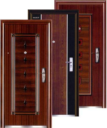 Металлические входные двери: выбираем обдуманно