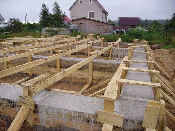 Основа любого строения – фундамент
