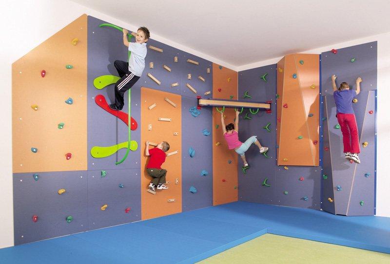 Как организовать детскую площадку у себя дома?